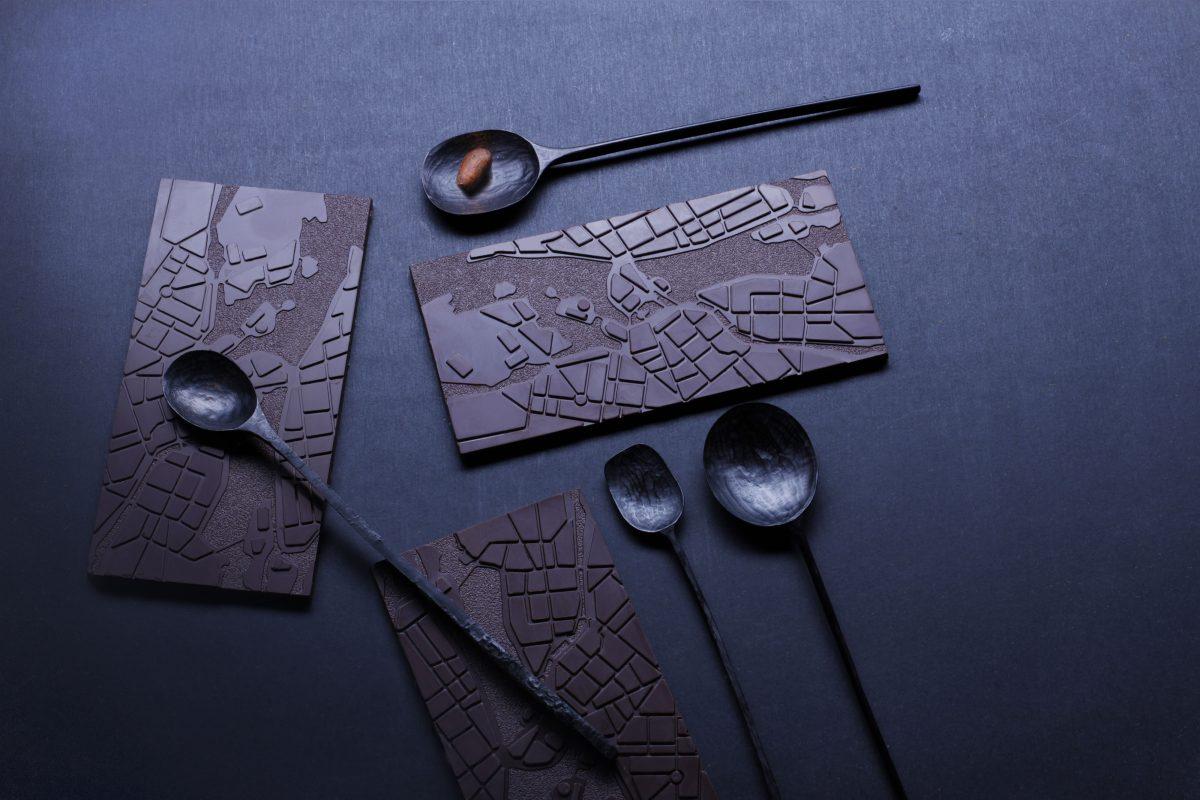 Gamla Stan de chocolate <br> Foto: TALES Chocolate