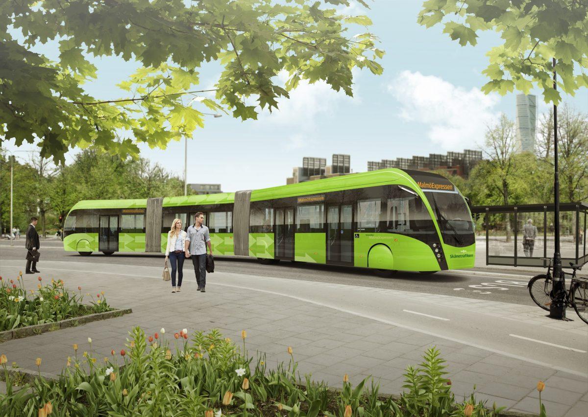Skånetrafiken, your public transport provider in Malmö and Scania