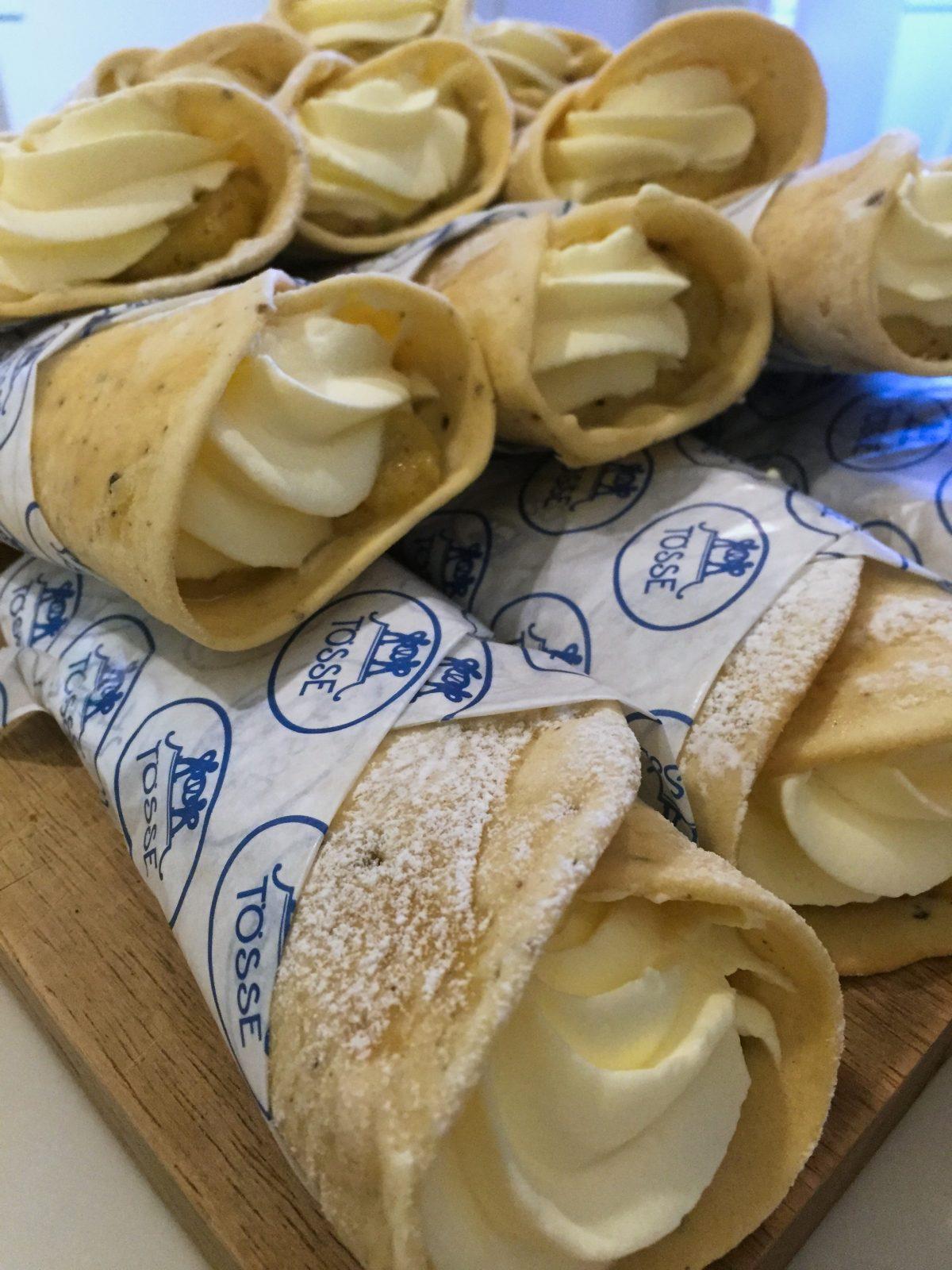 Semelwrap: un delicioso semla en burrito <br> Foto: Israel Ubeda / sweetsweden.com