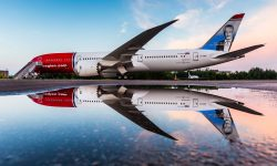Norwegian Dreamliner Foto: David Peacock