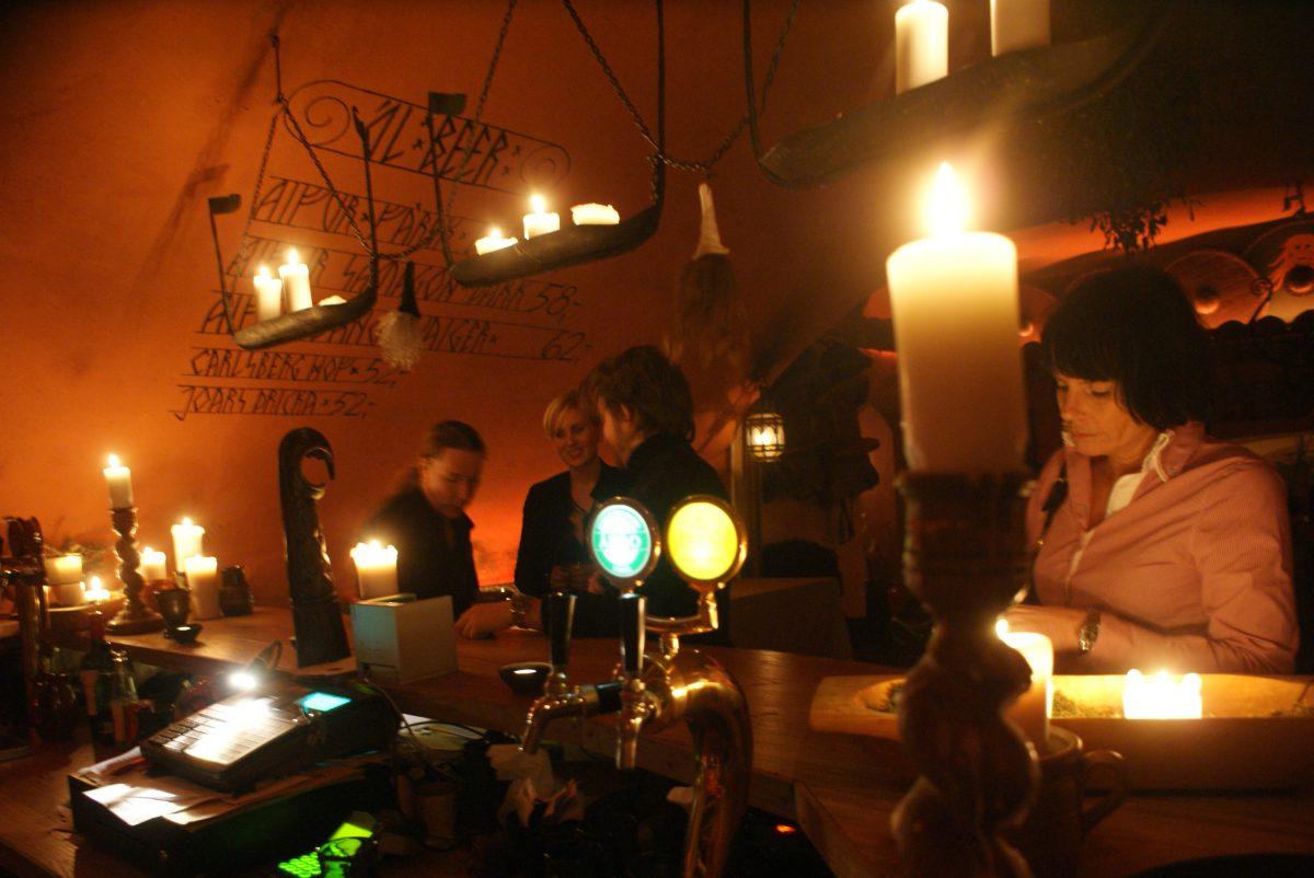 Aifur, restaurante vikingo en Estocolmo <br> Foto: aifur.se