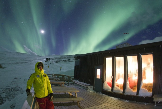 Aurora Skystation <br> Foto: Peter Rosén