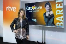 Barei - Eurovision 2016 - Foto RTVE