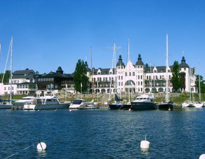 Qué ver cerca de Estocolmo: Saltsjöbaden