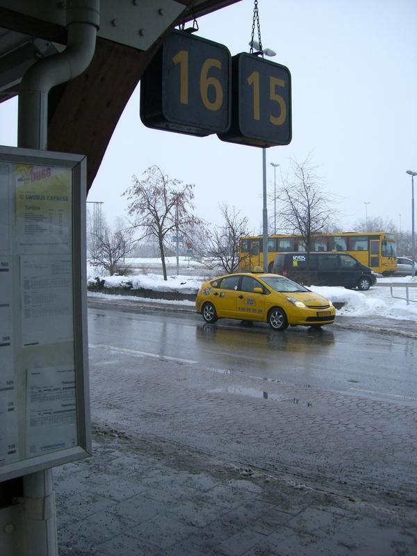 Taxis hasta Estocolmo desde Arlanda