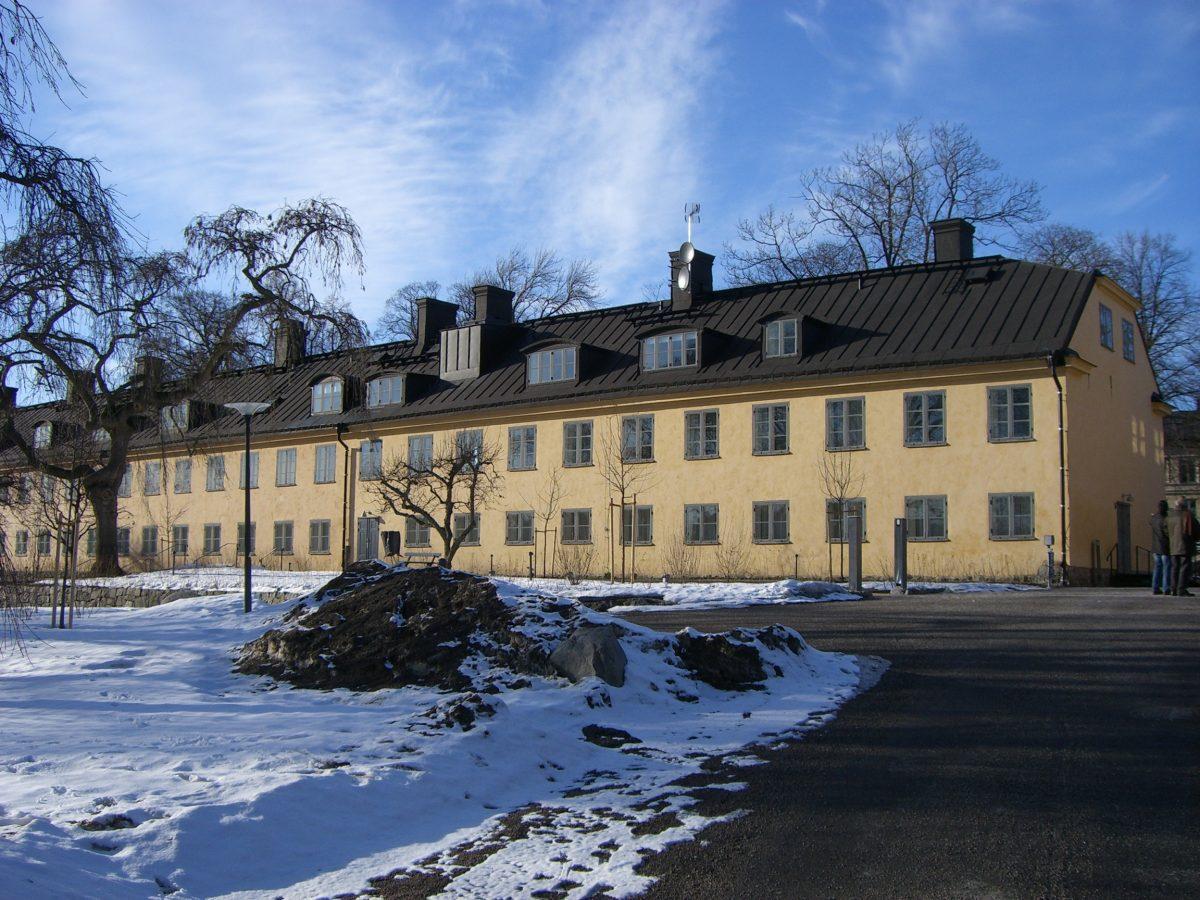 Hotel Skeppsholmen en la isla homónina en Estocolmo <br> Foto: Israel Úbeda / sweetsweden.com