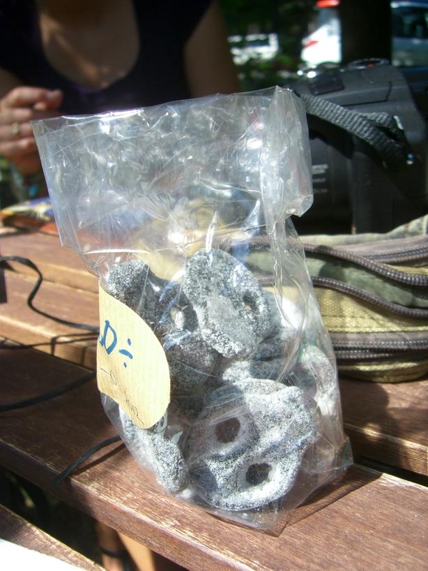 Chucherías en forma de calavera, <br> Foto: Israel Úbeda / sweetsweden.com