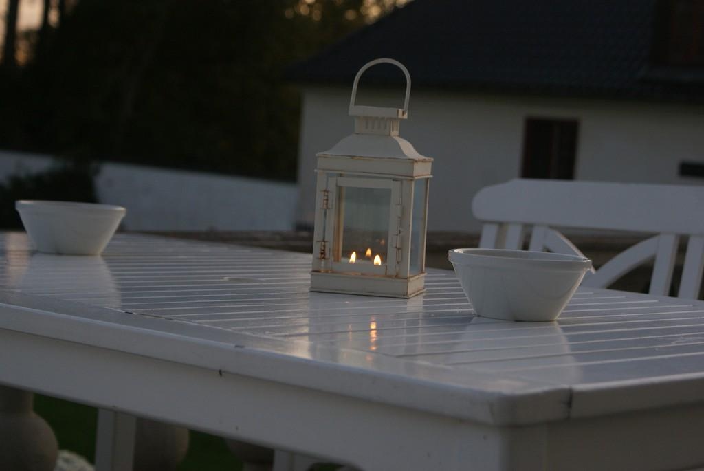 Velas iluminando la noche sueca, foto: Israel Úbeda/sweetsweden.com