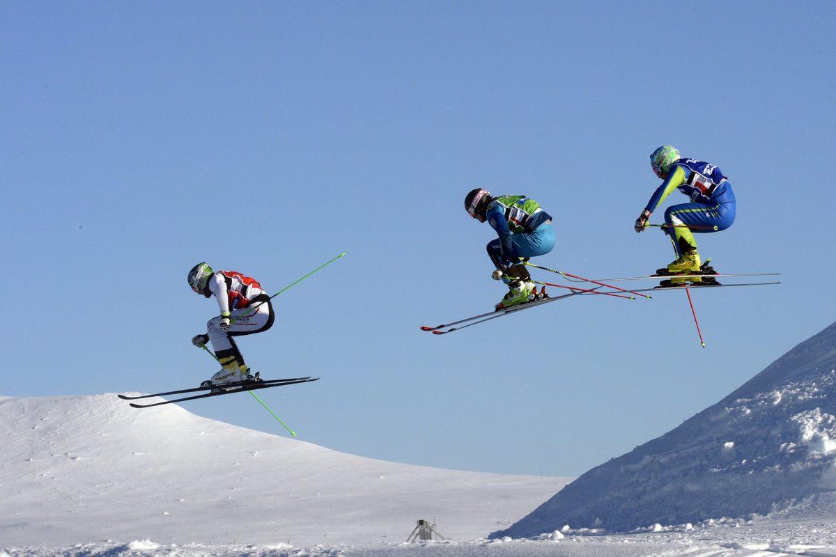 Esqui alpino en Idre Fjäll, Dalarna, Suecia <br> Foto: Idre Fjäll