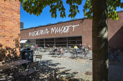 Exterior del Moderna museet de Estocolmo Foto: © Åsa Lundén / Moderna Museet