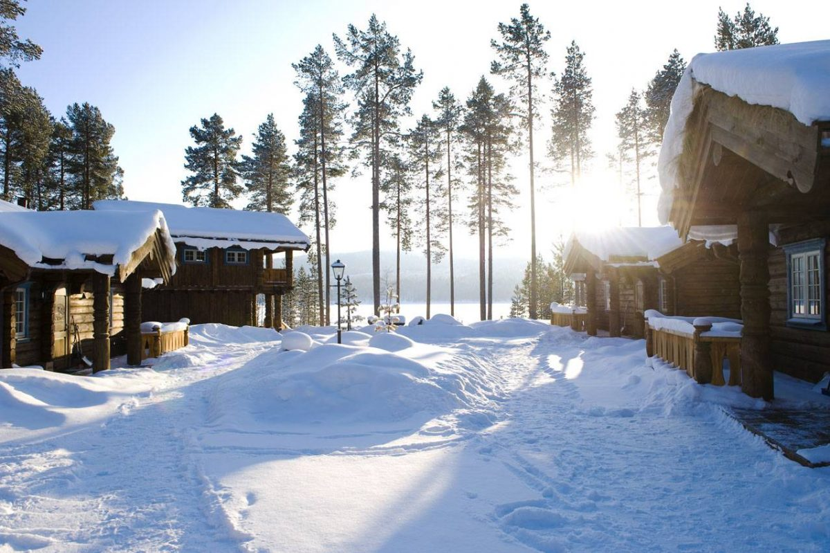 Fjallrippan Lodge <br> Foto: Destination Lofsdalen AB