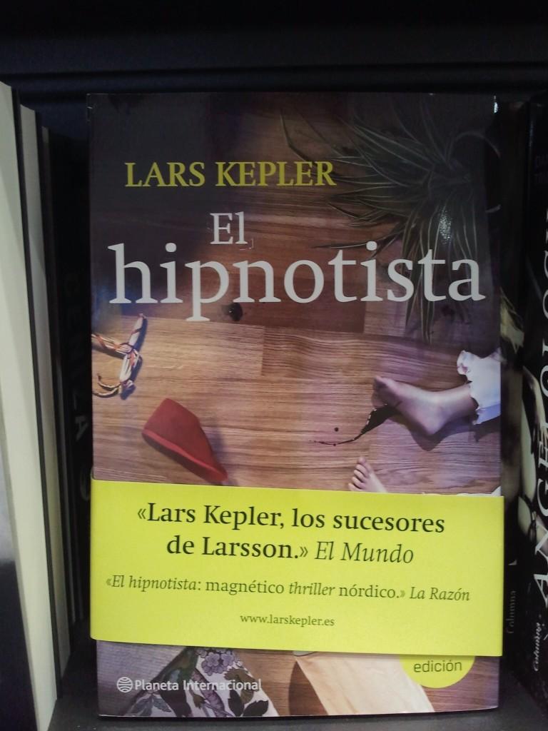 El hipnotista de Lars Kepler