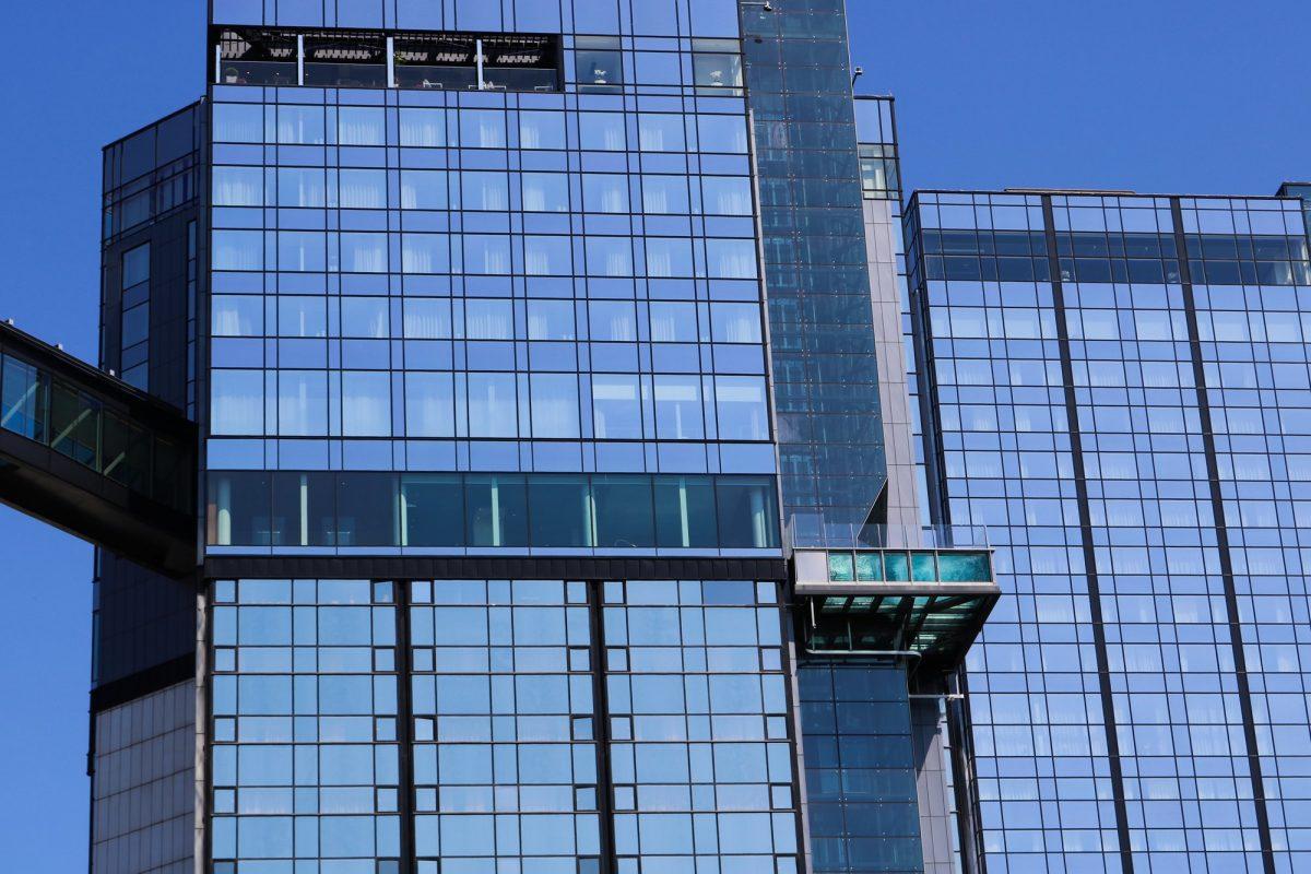Hotel Upper House en Gothia Towers, Gotemburgo <br> Foto: Israel Úbeda / sweetsweden.com