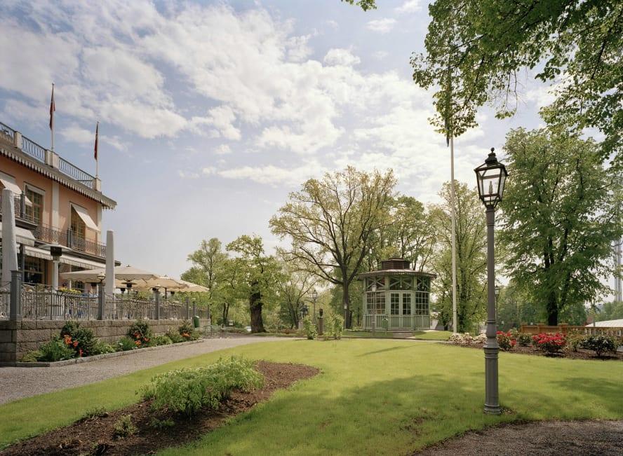 Hotel para familias Scandic Hasselbacken en Estocolmo