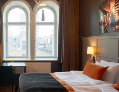 Habitación gratis para bloggers en el Scandic Grand Central de Estocolmo