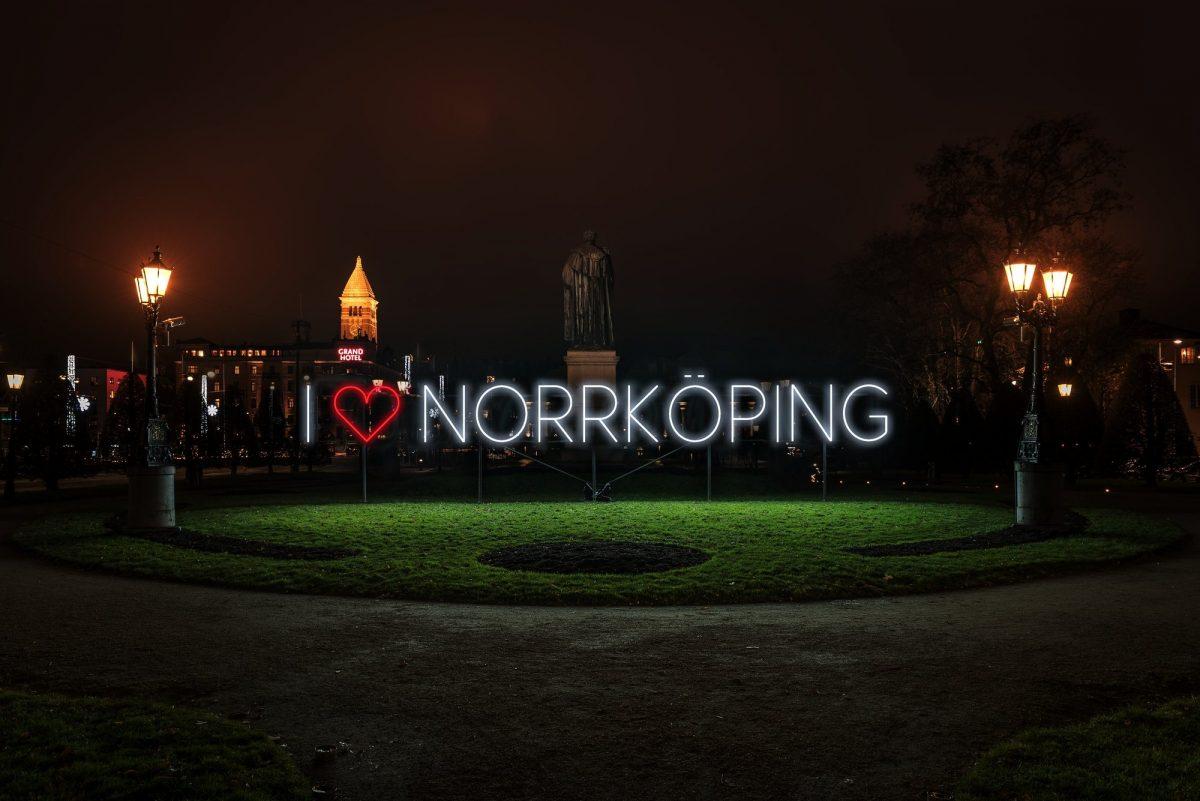 Norrköping celebra su festival de luces <br> Foto: Musikservice AB/Upplev Norrköping