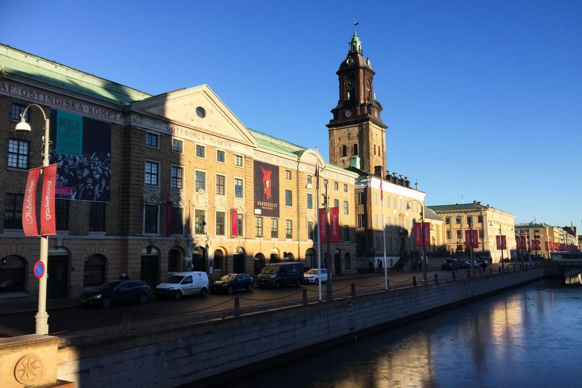 Gothenburg's City Museum<br /> Photo: Israel Úbeda / sweetsweden.com