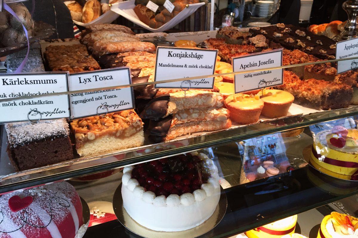 Fika en Gotemburgo <br> Foto: Israel Úbeda / sweetsweden.com