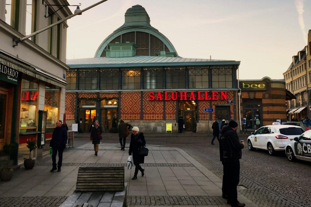 Stora Saluhallen, Gothenburg's Food Market <br /> Photo: Israel Úbeda / sweetsweden.com