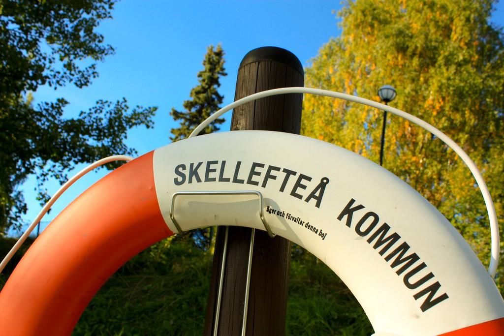 Bienvenido a Skellefteå, foto <br> Foto: Israel Úbeda / sweetsweden.com