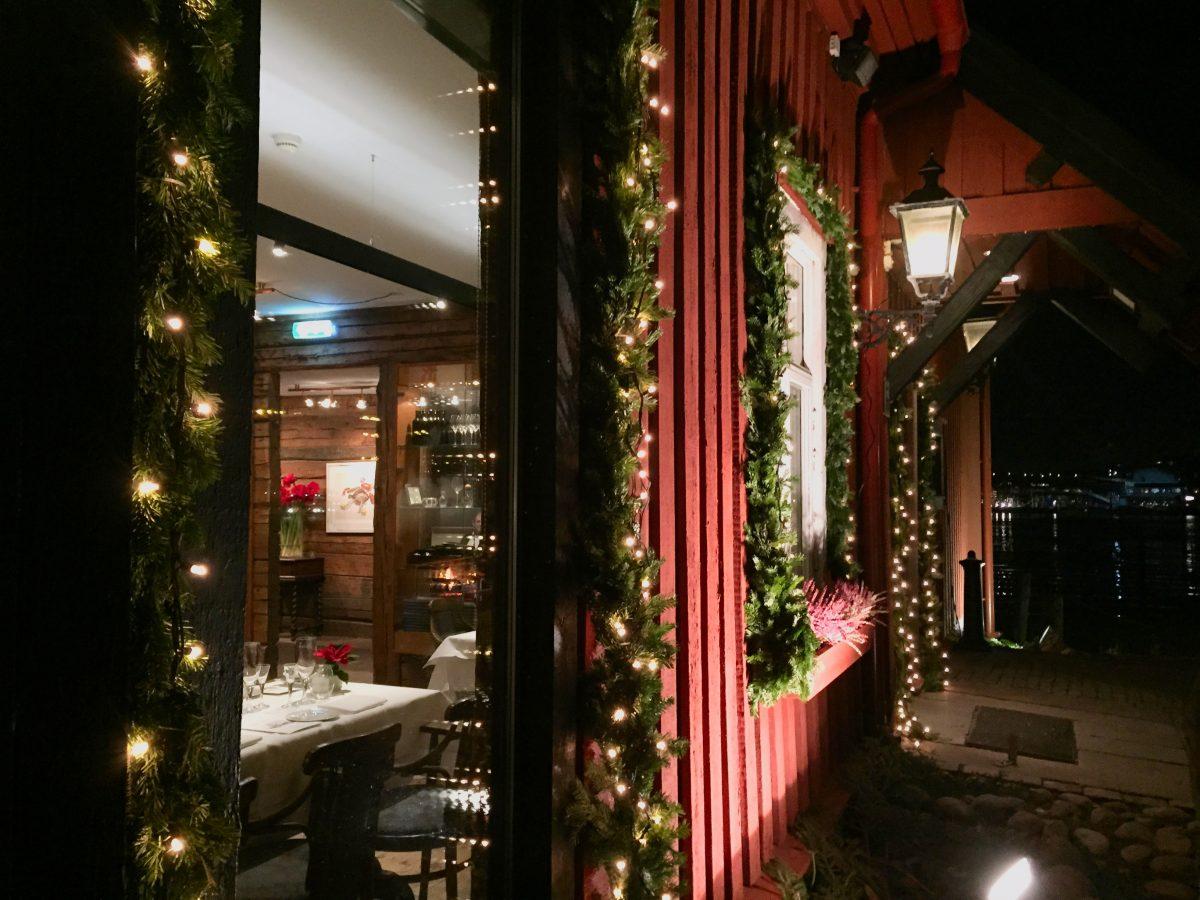 Sjömagasinet restaurante Michelin en Gotemburgo <br> Foto: Israel Úbeda / sweetsweden.com
