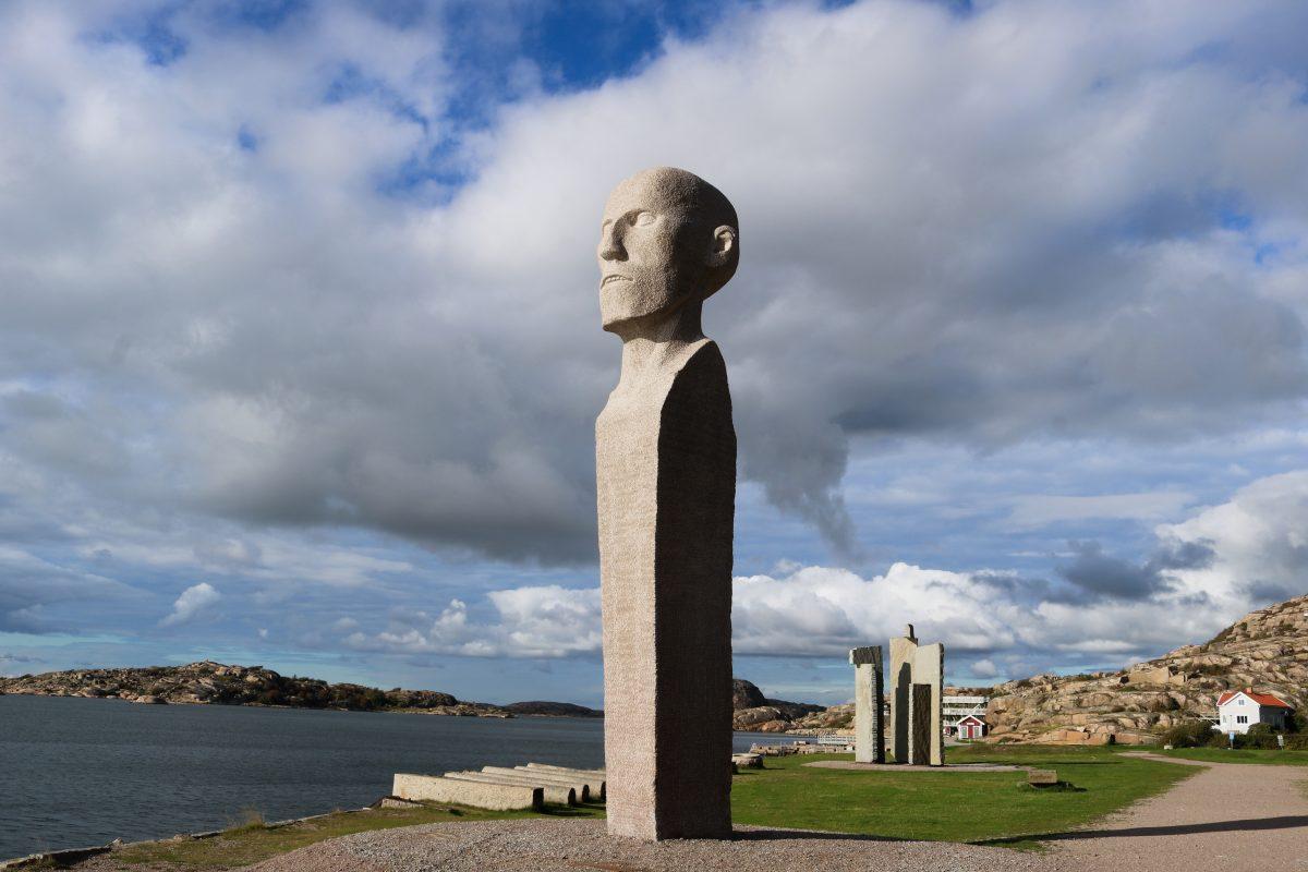 Udden el parque de esculturas de Hunnebostrand <br> Foto: Israel Ubeda / sweetsweden.com