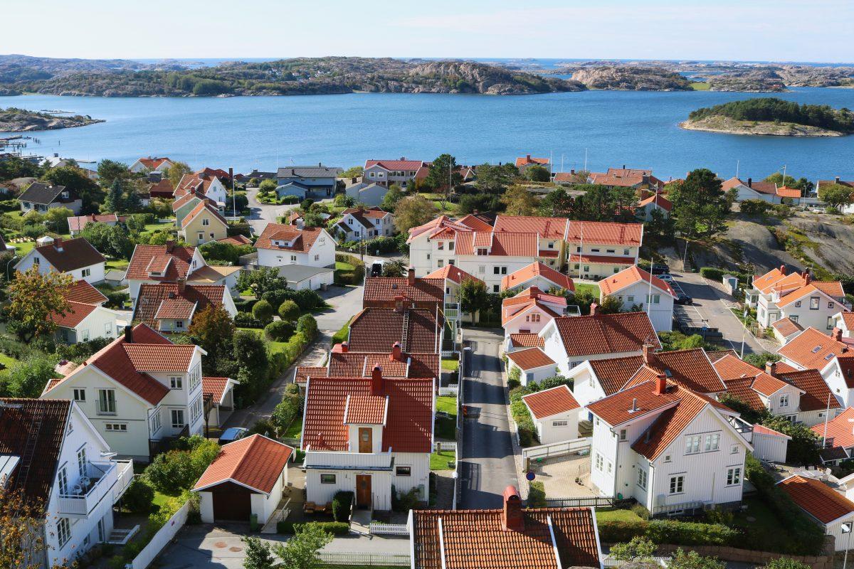 Vista menos conocida de Fjällbacka <br> Foto: Israel Ubeda / sweetsweden.com