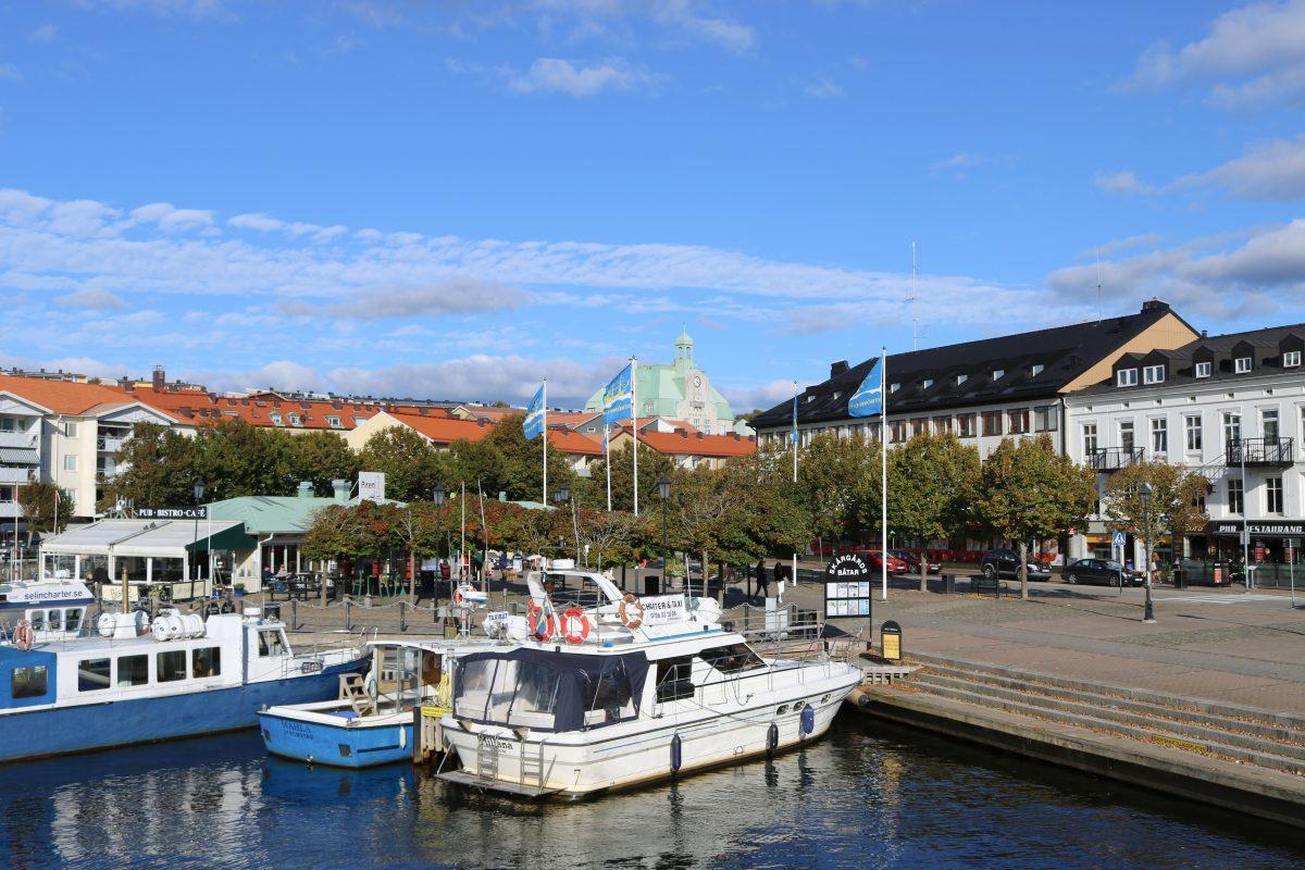 Strömstad, la ciudad más al norte de la costa oeste de Suecia <br> Foto: Israel Ubeda / sweetsweden.com