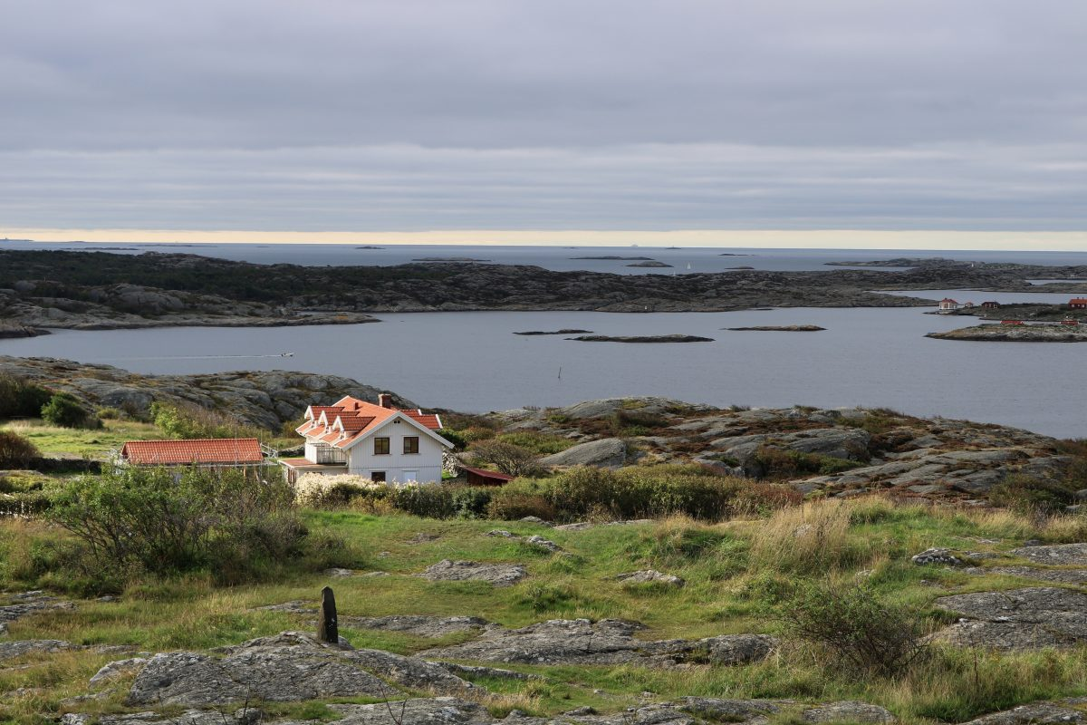 Vistas desde Marstrand al archipiélago de la costa oeste <br> Foto: Israel Ubeda / sweetsweden.com
