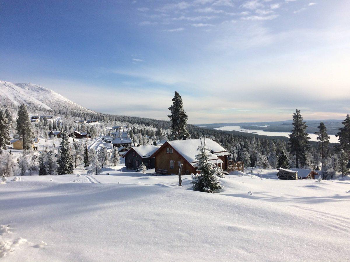 Alojamiento en Lofsdalen <br> Foto: Destination Lofsdalen AB