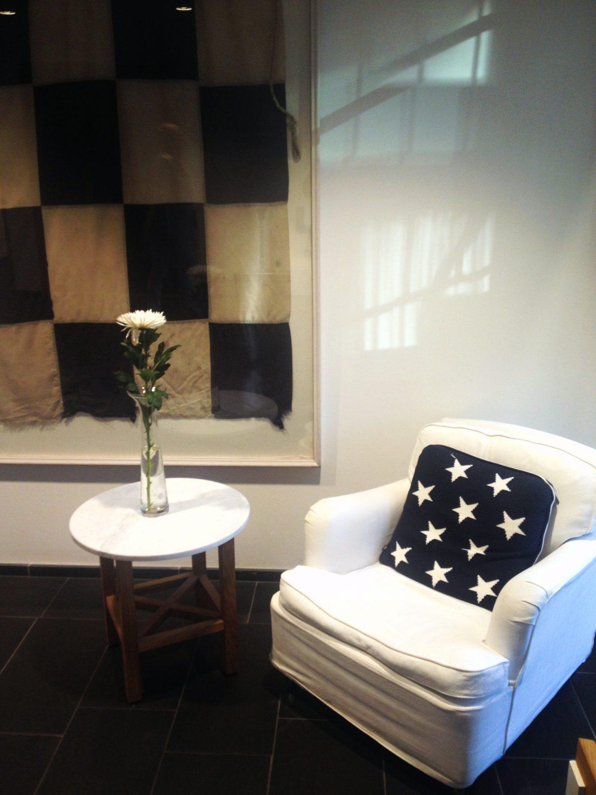 Todo en estilo newport en hotel J <br> Foto: Israel Úbeda / sweetsweden.com