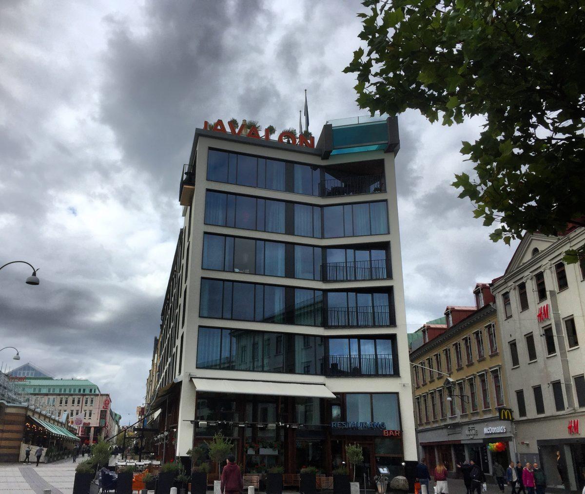 Hotel Avalon in Gothenburg <br /> Photo: Israel Ubeda / sweetsweden.com