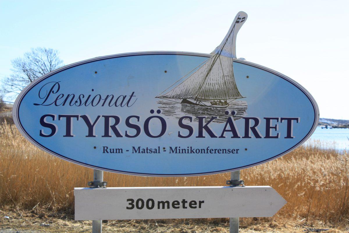 Styrsö Skären un alojamiento romantico en una isla <br> Foto: Israel Úbeda / sweetsweden.com