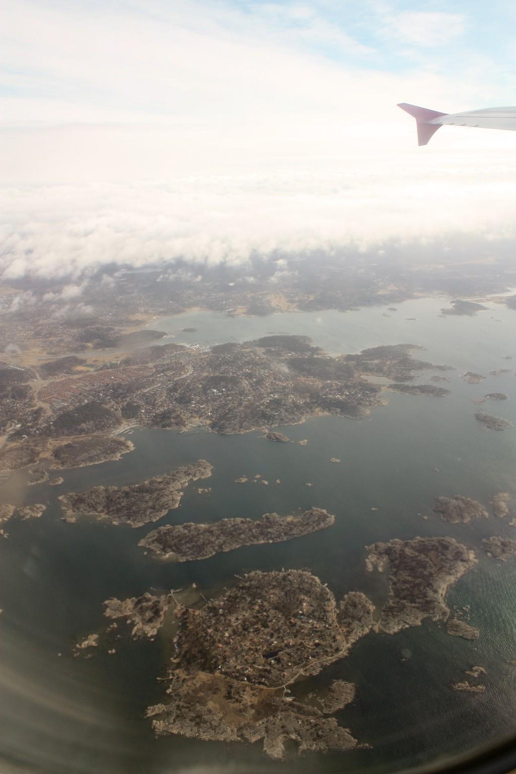 Detalle de las islas del archipiélago de la costa oeste sueca <br> Foto: Israel Úbeda / sweetsweden.com