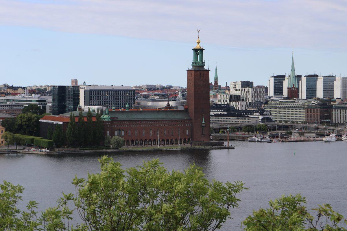 El Ayuntamiento de Estocolmo Foto: Israel Úbeda / sweetsweden.com