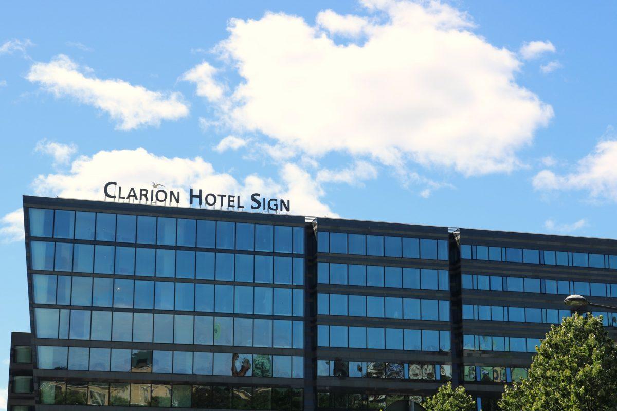 Hotel Clarion Sign en Estocolmo <br> Foto: Israel Úbeda / sweetsweden.com