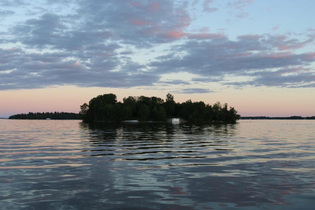 Isla en el Mälaren <br> Foto: Israel Úbeda / sweetsweden.com