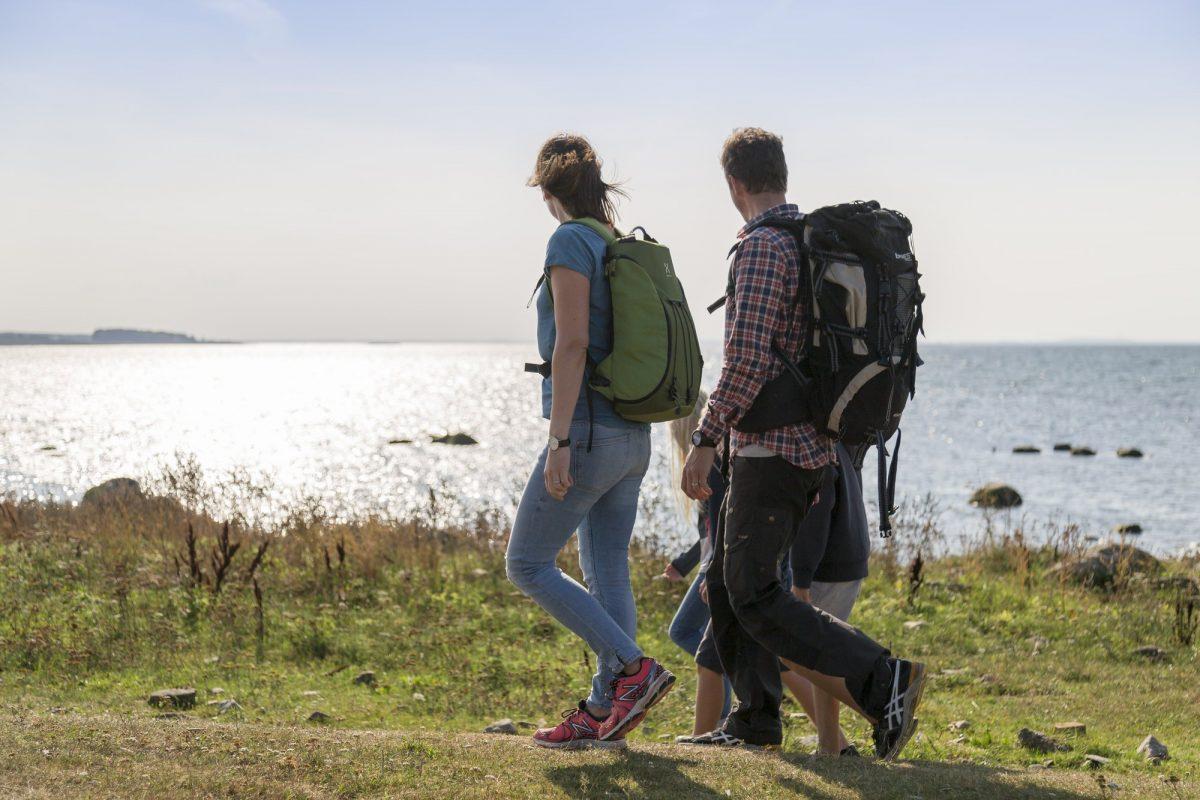 Escania, el paraíso del senderismo en Suecia <br> Foto: Båstad Hiking Festival