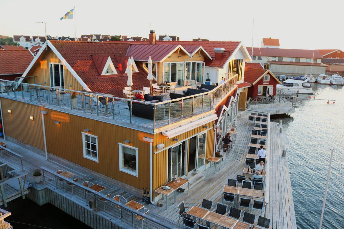 Hotel y restaurante Salt o Sill <br> Foto: Israel Úbeda / sweetsweden.com