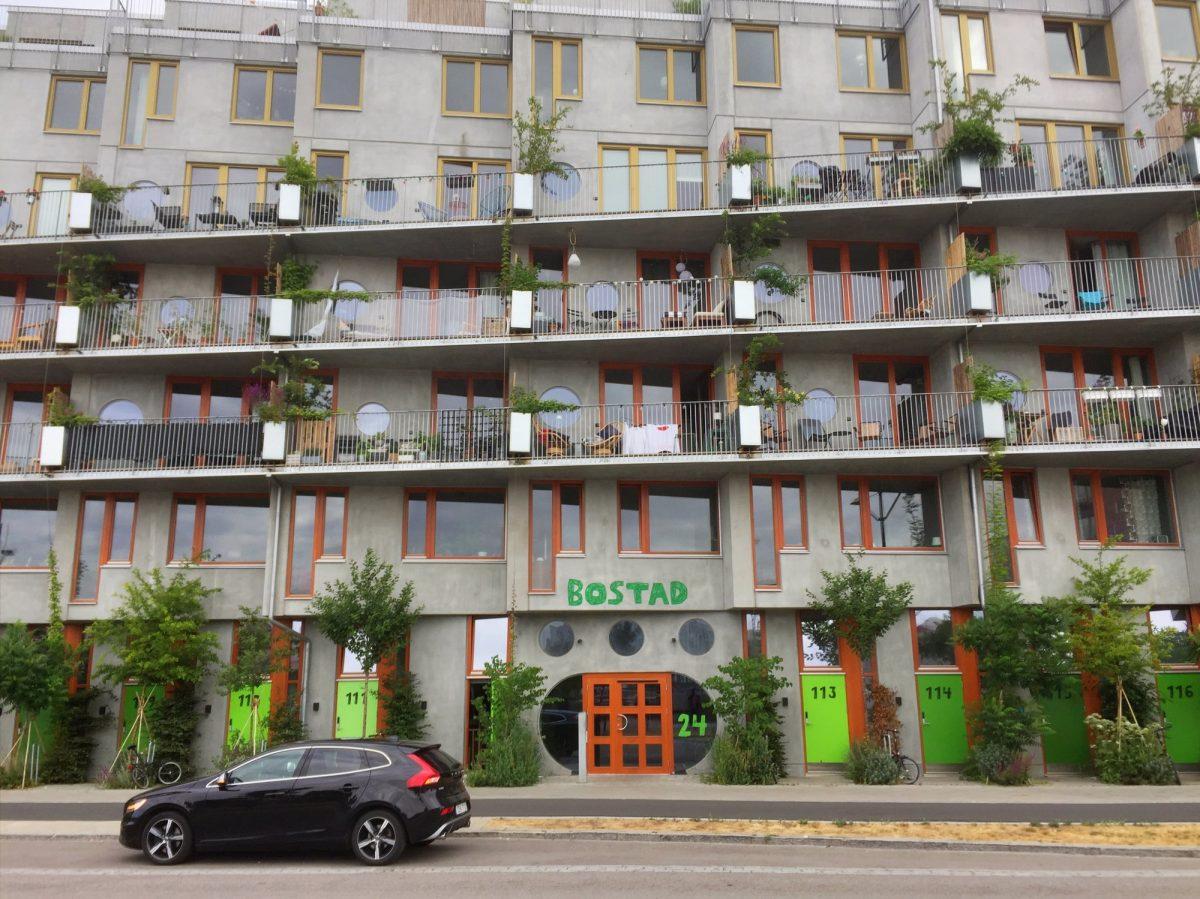 Ohboy Hotel y viviendas de diseño sostenible <br> Foto: Israel Úbeda / sweetsweden.com