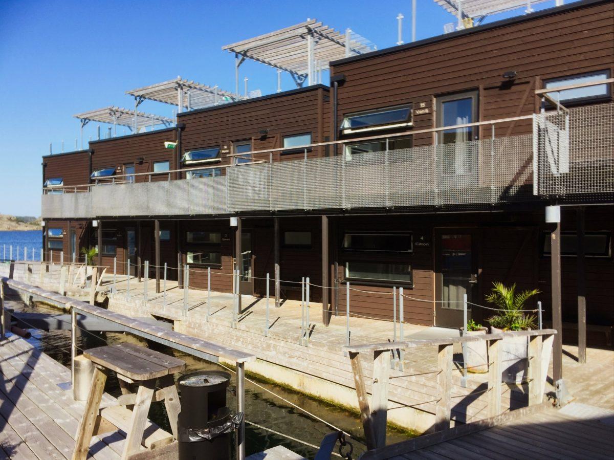 Habitaciones en el hotel Salt o Sill <br> Foto: Israel Úbeda / sweetsweden.com
