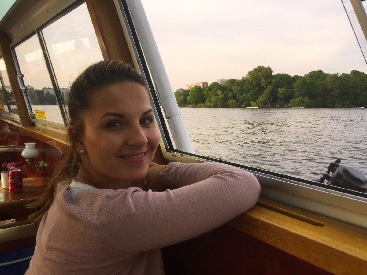 Ruta en barco Estocolmo bajo los puentes <br> Foto: Israel Ubeda / sweetsweden.com