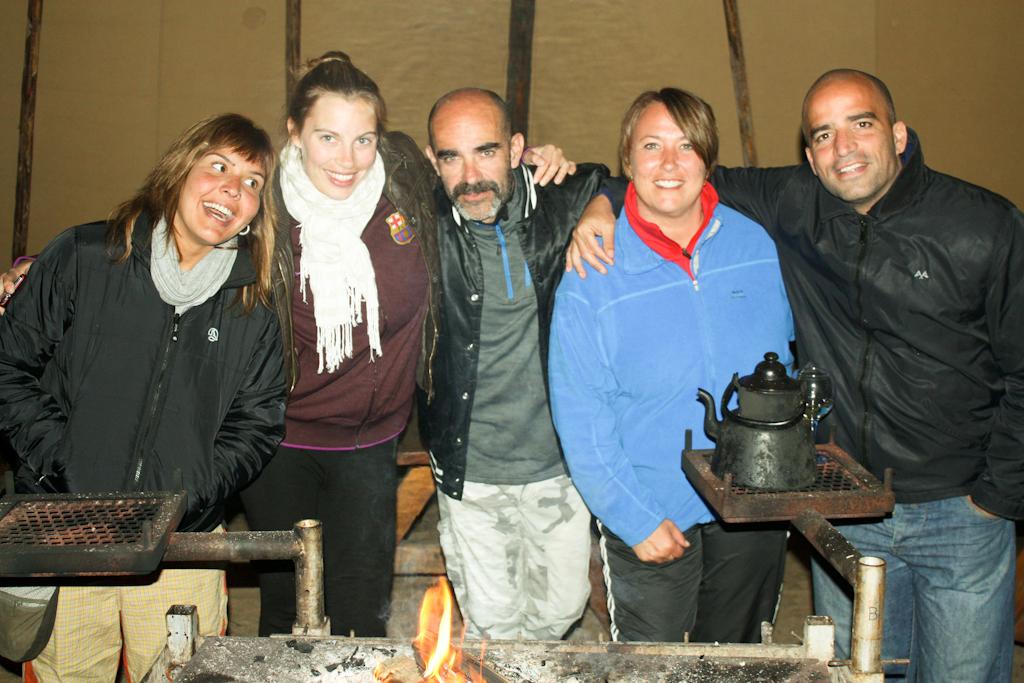 Los integrantes de la expedición a Karlstad y Värmland menos yo que hago la foto :) <br> Foto: Israel Úbeda / sweetsweden.com