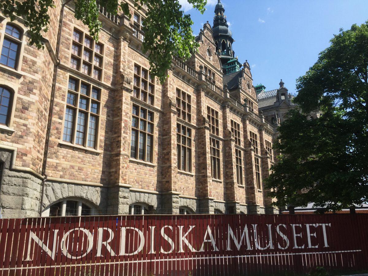 Museo Nordico en Estocolmo <br> Foto: Israel Úbeda / sweetsweden.com