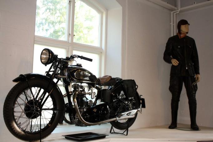 Motocicletas, una de las muchas cosas que Husqvarna fabrica, foto: Israel Úbeda