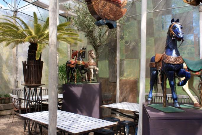 Detalle del diseño en la cafetería de Gunillaberg, Småland - foto: Israel Úbeda