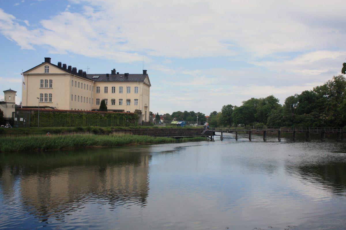 Prisión de Kalmar <br> Foto: Israel Úbeda / sweetsweden.com