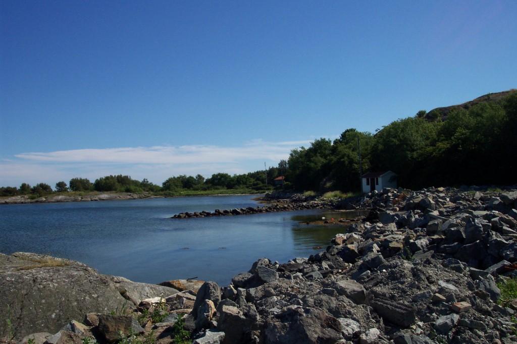 En la isla de Vrångö <br> Foto: Israel Ubeda / sweetsweden.com