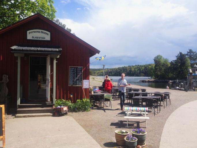 Islas Fjäderholmarna en Estocolmo <br>Foto: Israel Úbeda / sweetsweden.com