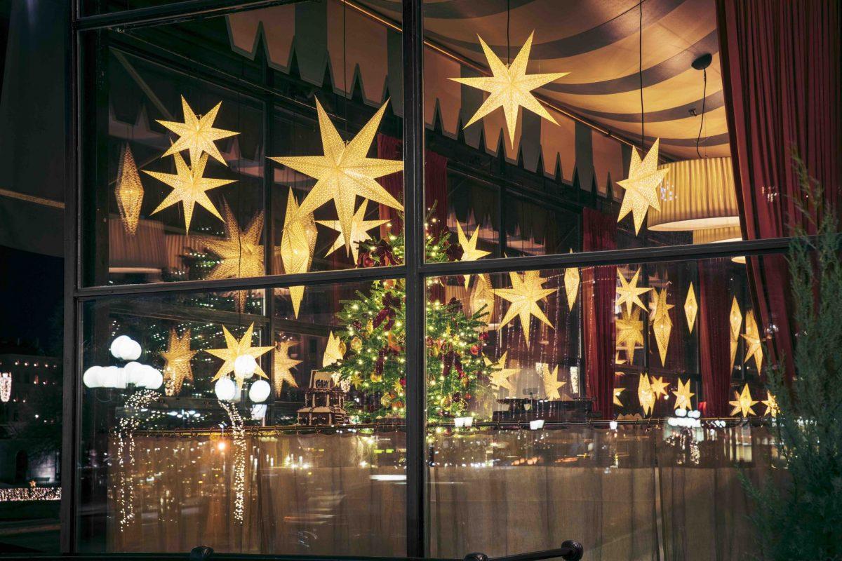 Navidad en Operakällaren, Estocolmo